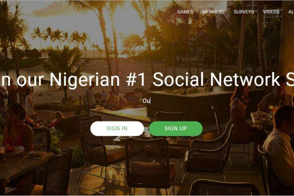 Nigerian social network
