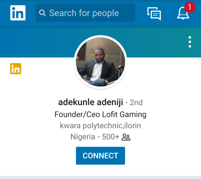 CEO, founder, Owner of betking