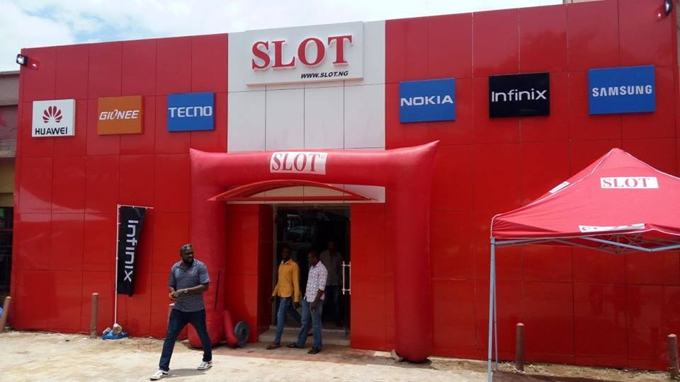 Slot Office Branches In Lagos