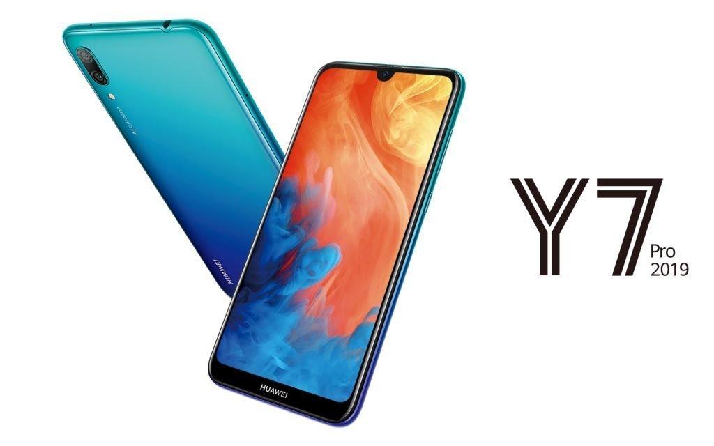 Huawei Y7 Prime in Nigeria