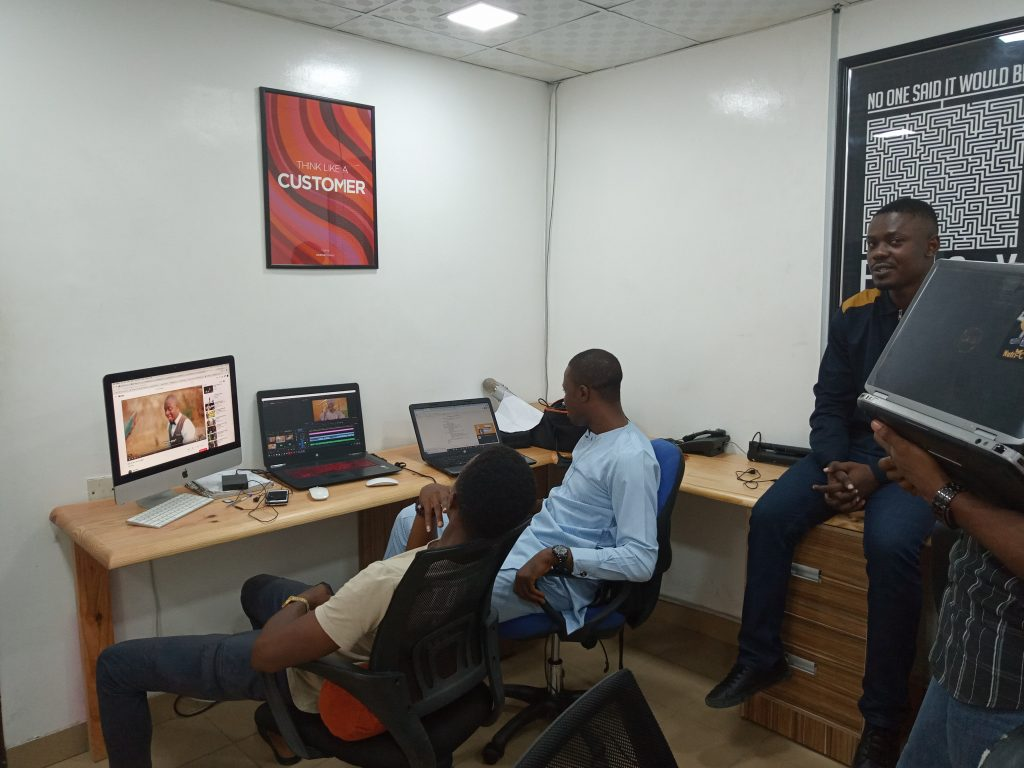 Wild fusion nigeria office