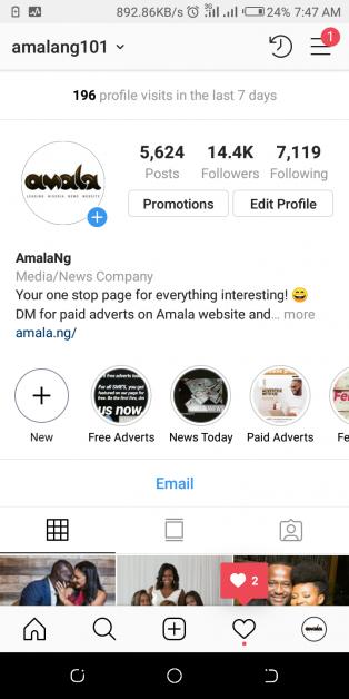 how to make money on Instagram in Nigeria