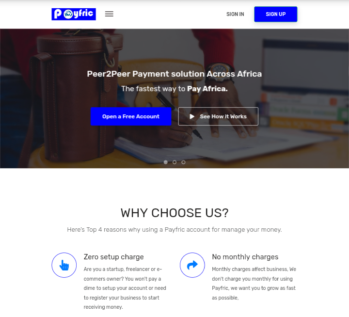 Payfric