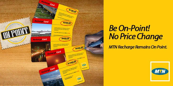 how to recharge or load MTN Card new MTN recharge code