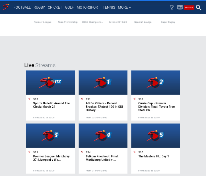 10 Best Live Streaming Sites For Football You Didn't Know About