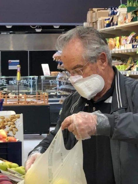 Hilarious DIY Coronavirus Masks